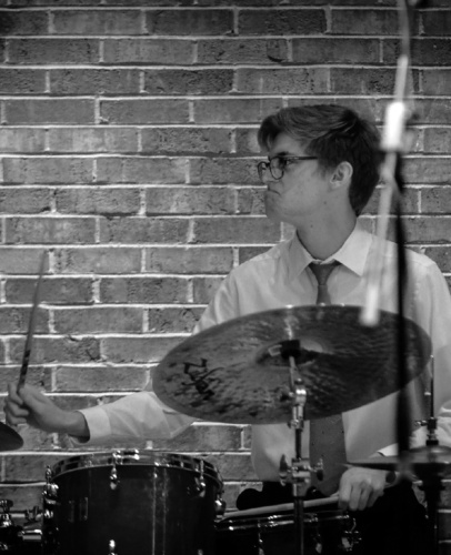 Julian Merluzzi: Drums, Percussion, B.M